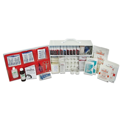 Restaurant & Food Industries Deluxe First Aid Kit - Safety4You.ca